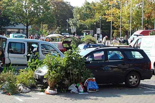 Pflanzenflohmarkt Ahrensburg