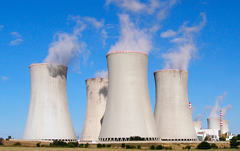 Kernkraftwerk Dukovany ©Nostrifikator