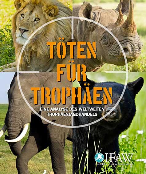 trophaeenjagd_report