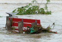 Hochwasser Überschwemmung